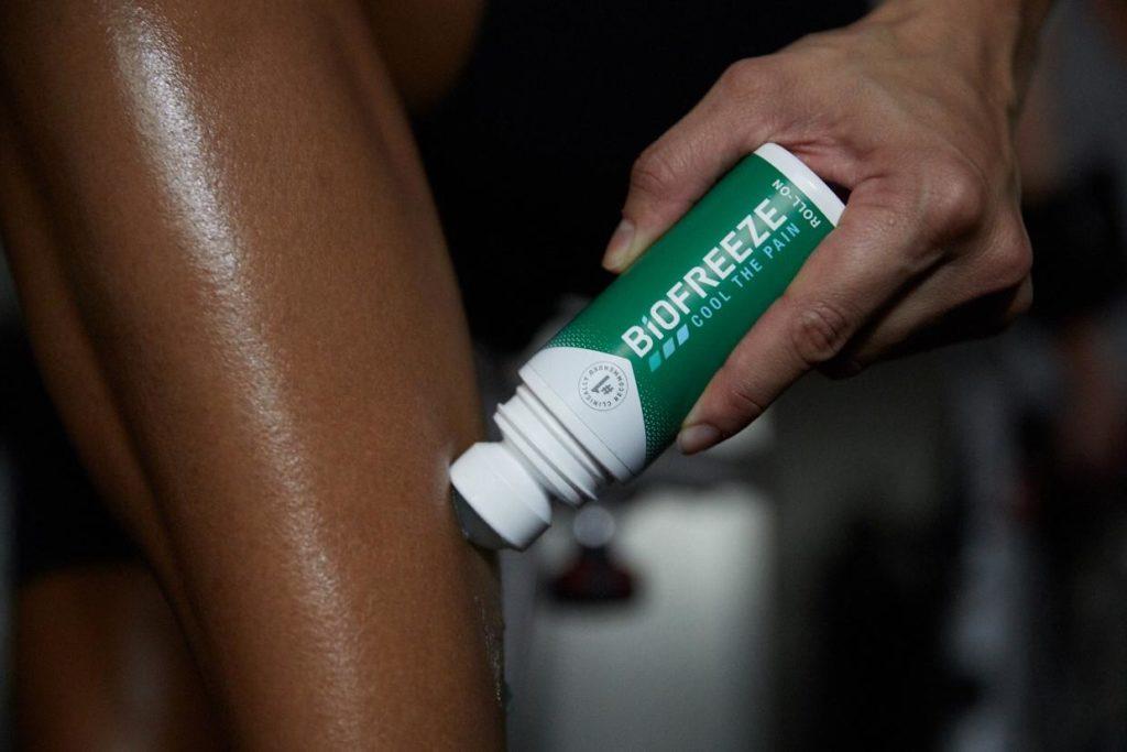 สามารถใช้ Biofreeze ขณะตั้งครรภ์ได้หรือไม่