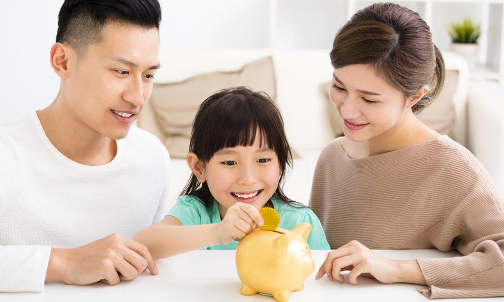 4 วิธีในการเริ่มต้นแผนการออมเพื่ออนาคตของลูกน้อย